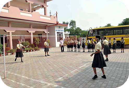 Maa Ambay Girls School Punjab